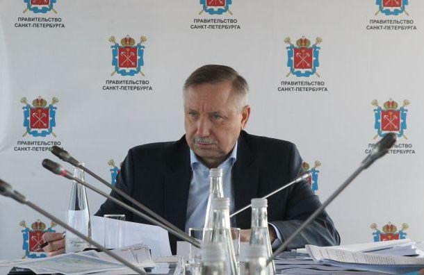 Беглов впервые назначил себе пять советников иСовершаеву
