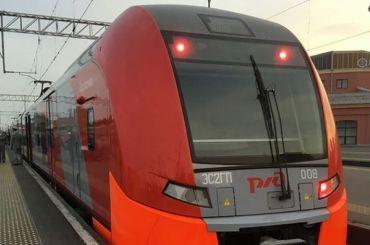 «Ласточки» между Петербургом иТосно начнут курсировать 9декабря