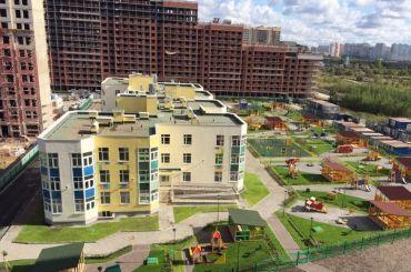 Достроенный детсад простаивает наПулковском шоссе