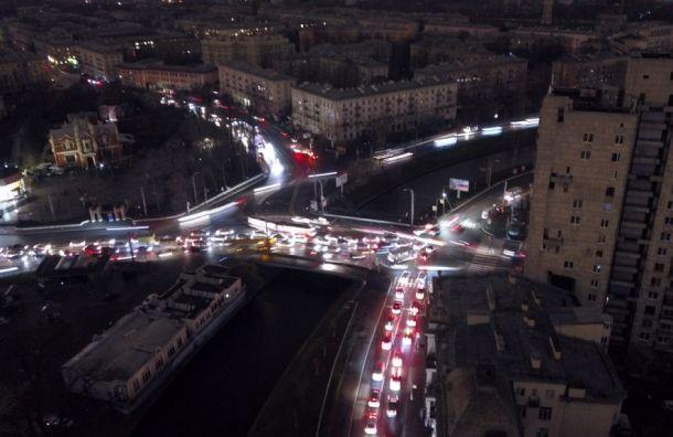 Северу Петербурга вернули электричество