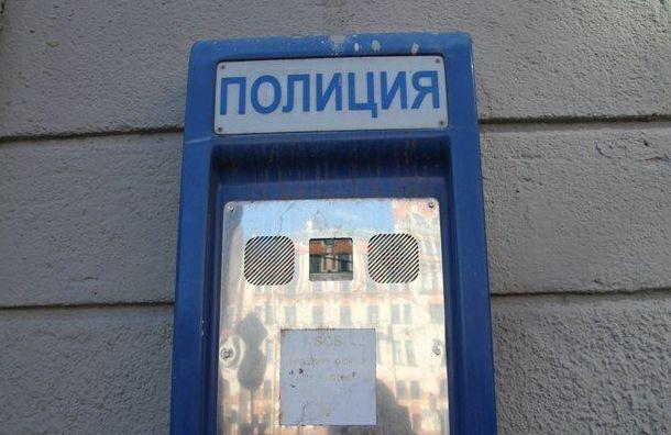 Петербуржец «заминировал» отдел полиции сподачи «участкового Путина»