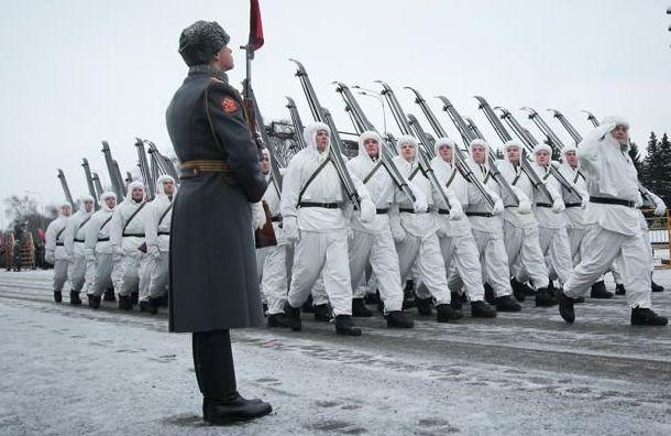 Военный парад пройдет вПетербурге вчесть 75-летия снятия блокады