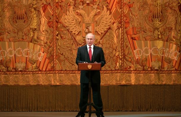 Церетели рассказал, как Путин отреагировал насобственную скульптуру