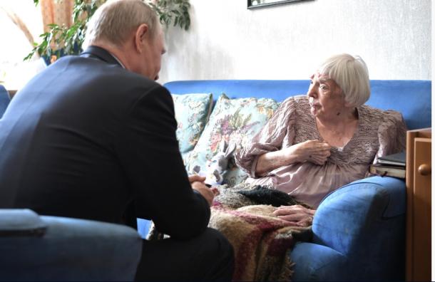 Правозащитница Людмила Алексеева умерла вМоскве
