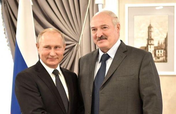 Лукашенко извинился перед Путиным запубличный спор оцене нагаз