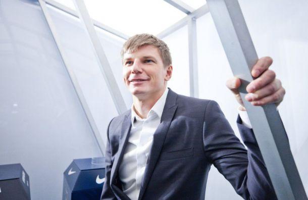 Аршавин возглавил детский проект «Зенита»