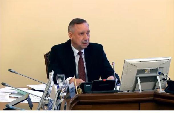 Врио губернатора вручил памятные знаки к75-летию снятия блокады