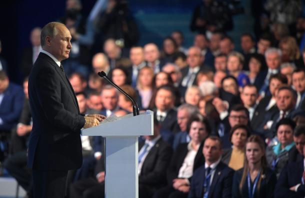 МВД: Колокольцев насъезде «Единой России» находился законно