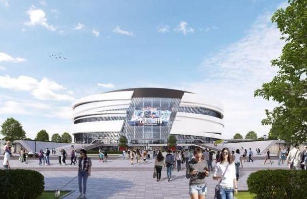 Мнения разделились: Градсовет рассмотрел проект «СКА Арены»