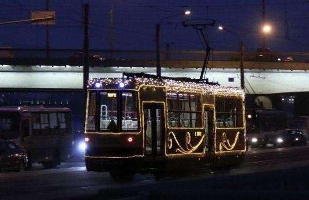 «Волшебный трамвай» прокатится поулицам Петербурга