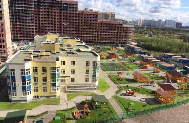 Петербуржцы добились выкупа детсада уПулковского шоссе