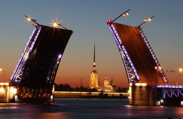 Петербург стал обладателем туристического «Оскара» третий раз подряд