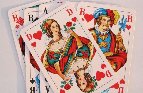 Раппопорт сыграет даму наоткрытии Дома игральных карт