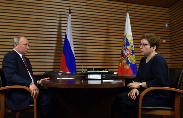 Путина попросили облегчить доступ кобезболивающим препаратам