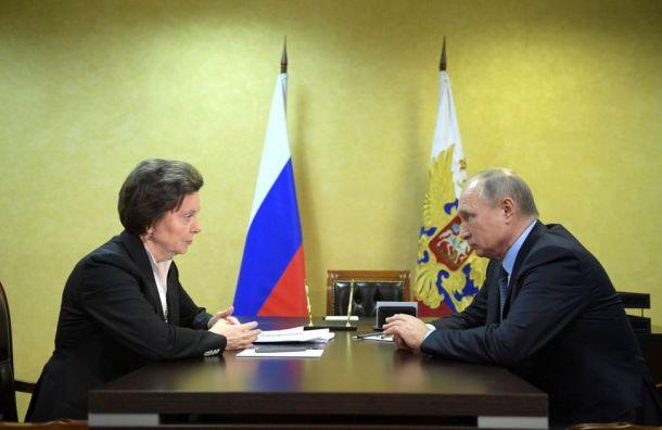 Песков: Путин может утоптать любого собеседника
