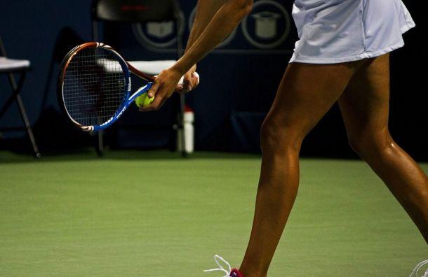 Теннисный турнир вПетербурге признали лучшим соревнованием WTA