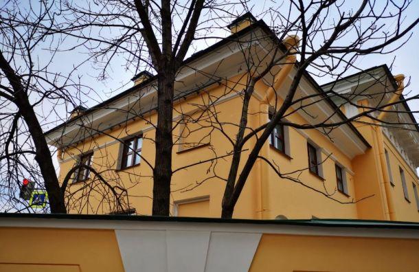 Отреставрированы фасады бывшего здания гауптвахты наСенной