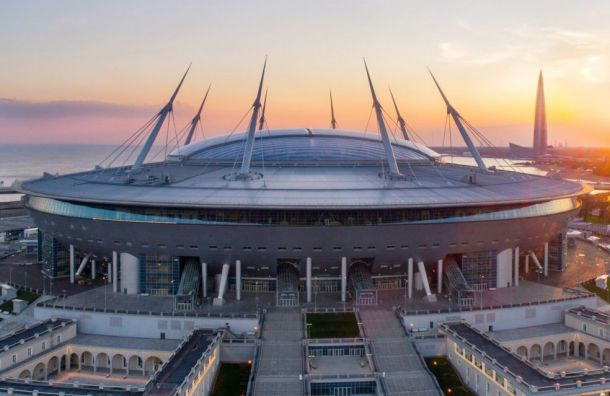 Стадион наКрестовском переименовали незаконно