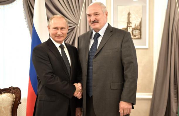 Лукашенко обизвинениях перед Путиным: «Дагосподь свами!»