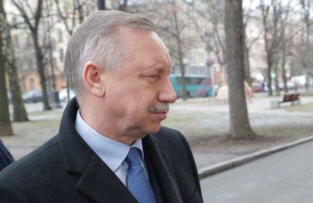 Беглов поблагодарил главу Псковской области заспасенных студентов