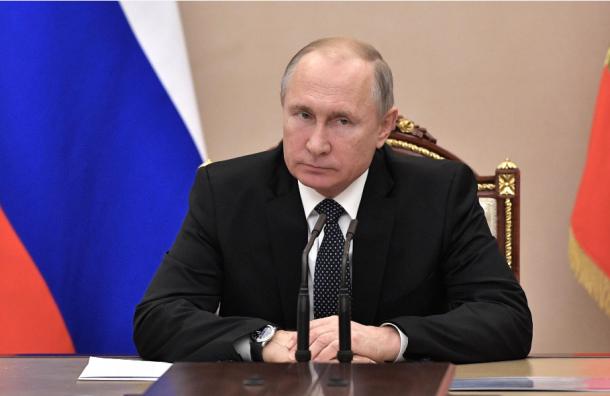 Путин признал плохую работу государства смолодежью