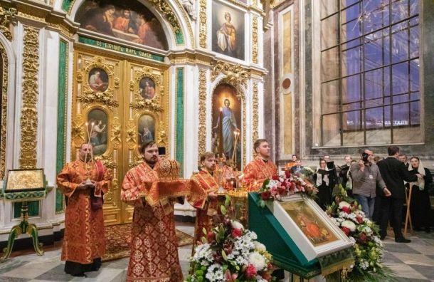 Депутат: Екатерининский придел непередавали РПЦ