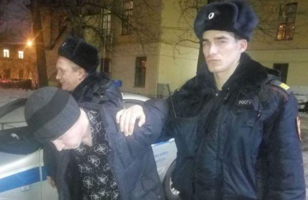 Житель Казани попался накражах изювелирных магазинов Петербурга