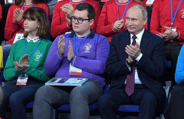Путин призвал обеспечить права фрилансеров