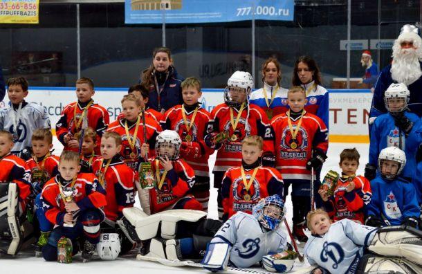 Детские Новогодние турниры вСК «Юбилейный»