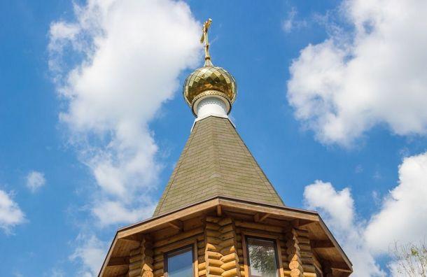 Два новых храма появятся вПетербурге