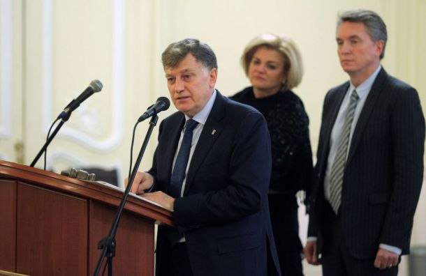 Макаров призвал быстрее передать Исаакиевский собор РПЦ