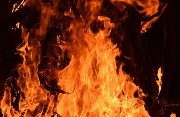 Пенсионер погиб при пожаре наВитебском проспекте