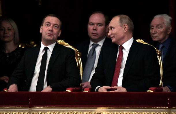 Путин подвел итоги 2018 года