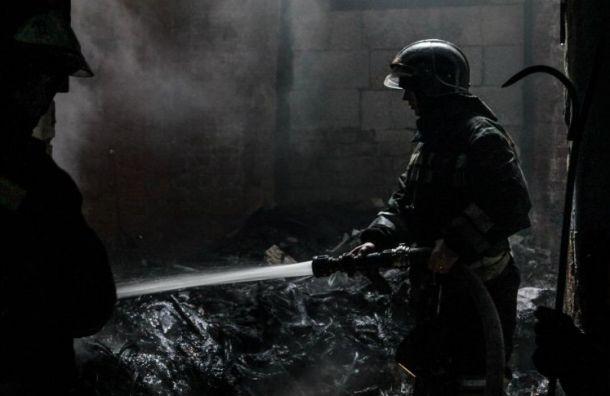 Два человека погибли при пожаре напроспекте Юрия Гагарина