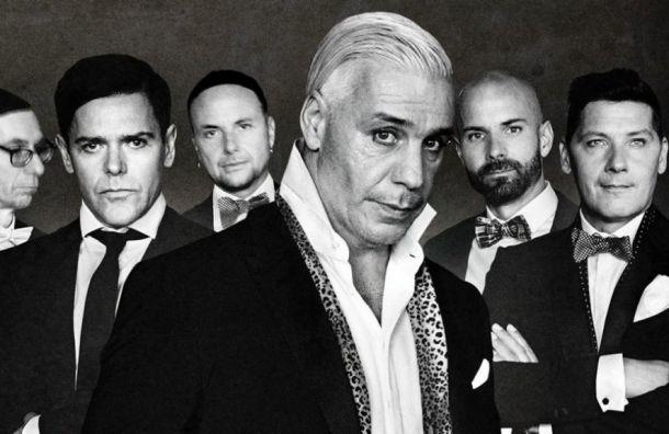 Солист Rammstein снимет вРоссии фильм осебе