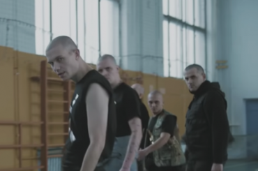Впетербургском лицее сняли клип озахвате школы