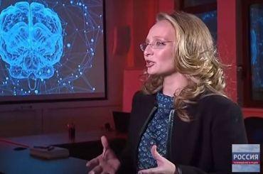 Называемая СМИ дочерью Путина девушка впервые появилась наТВ