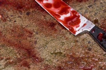 Петербуржец ударил ножом жену наглазах удетей
