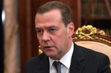 Медведев расширил санкционный список поУкраине