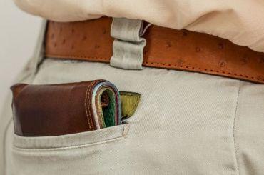 Пенсионер «проворонил» кошелек со100 тыс. рублей