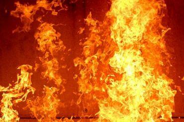 Здание «Ростелекома» горело вПетербурге