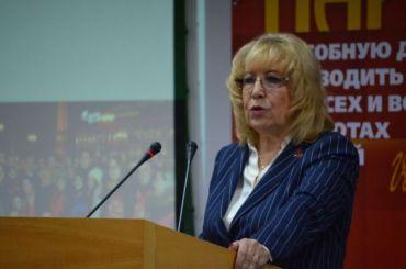 Ходунову вновь выбрали первым секретарем петербургского КПРФ