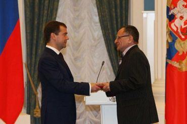 Рудольф Фурманов стал советником губернатора покультуре