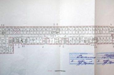 Квартиру из58 комнат нашли вПетербурге