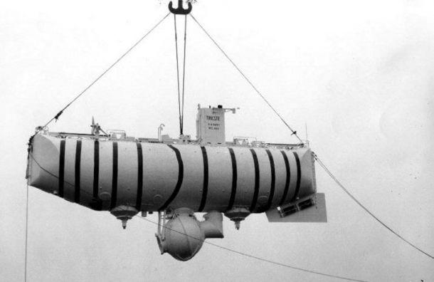 Батискаф для Марианской впадины построят «Адмиралтейские верфи»