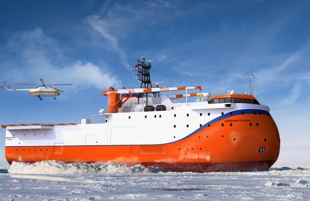 «Адмиралтейские верфи» начали строить платформу «Северный полюс»