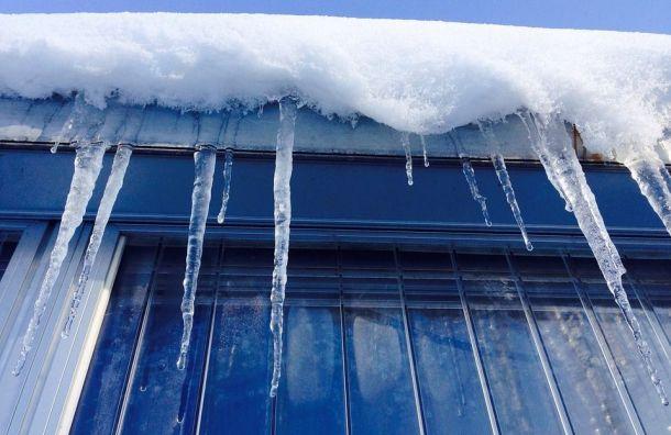 ГАТИ оштрафовала петербургские фирмы на3 млн рублей заплохую уборку снега