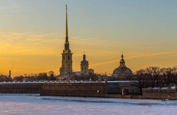 Петербург стал самым популярным городом утуристов в2018 году