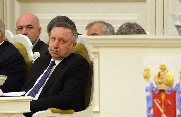 Политолог: Беглов готовится победить навыборах