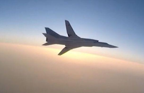 Бомбардировщик Ту-22М3 потерпел крушение вМурманской области